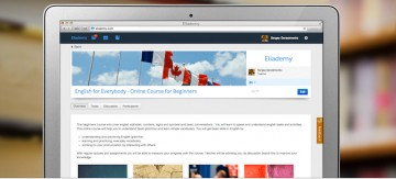 Eliademy: an online classroom, for free.