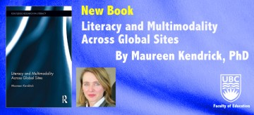 New book by Dr. Maureen Kendrick