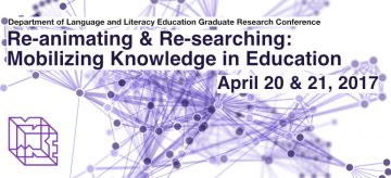 Re-animating & Re-searching: Mobilizing Knowledge in Education