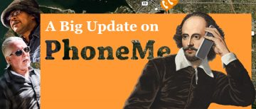 PhoneMe Updates