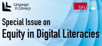 L&L Special Issue on Equity in Digital Literacies